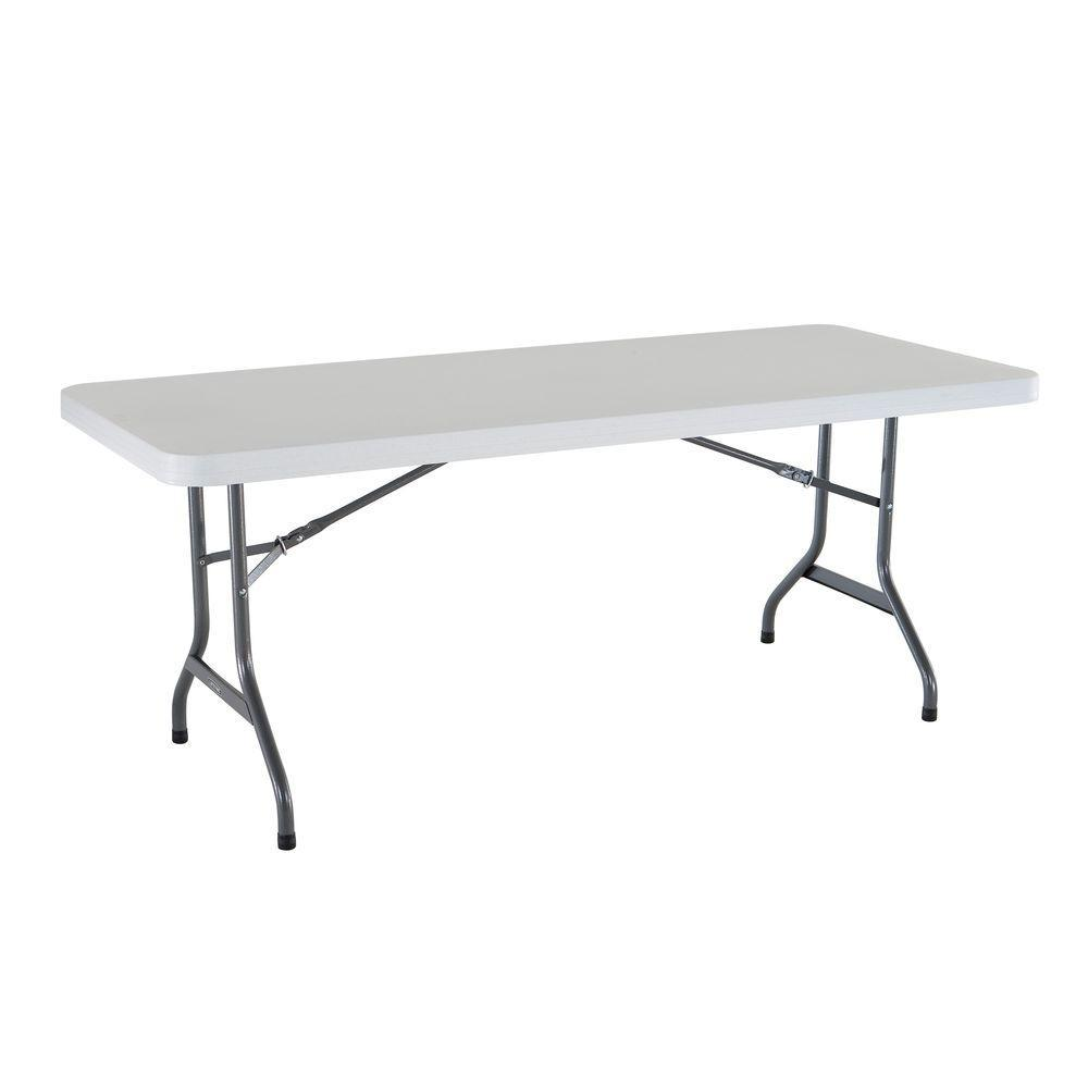 6 foot table