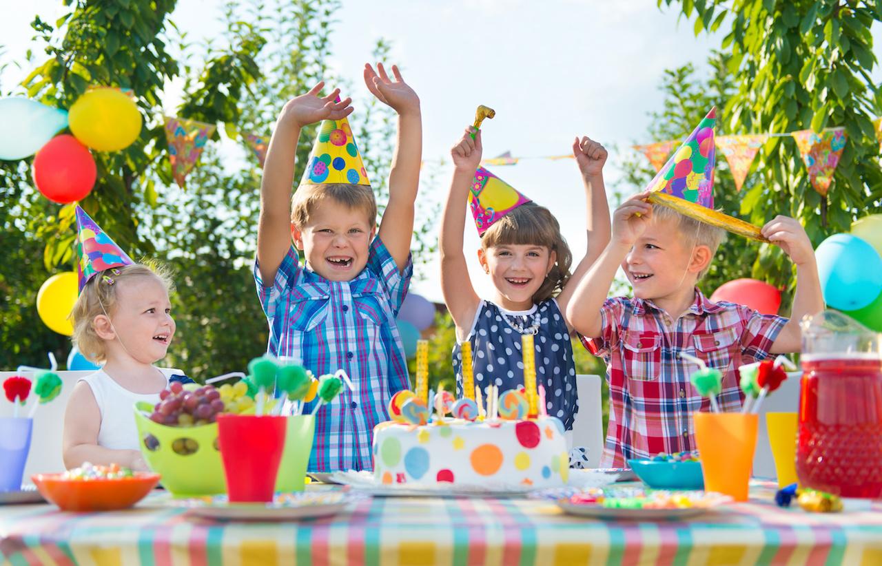 Birthday Party Picnic