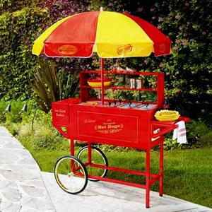 Rent Hot Dog Cart Austin
