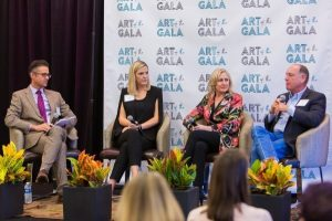 Art of the Gala Jeremiah Bentley, Cassie LaMere, Lisa Trahan & Rob Golding