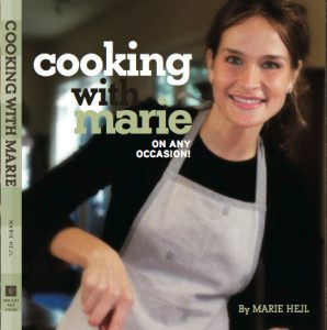 Chef & Author Marie Saba