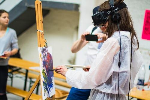 Virtual Reality Painting