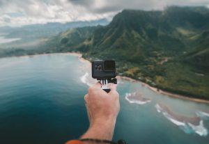 GoPro camera to rent