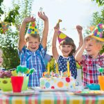 Best Kid Party Theme: Retro Birthday Picnic