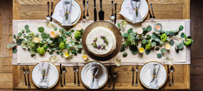 How much does it cost to rent table place settings?
