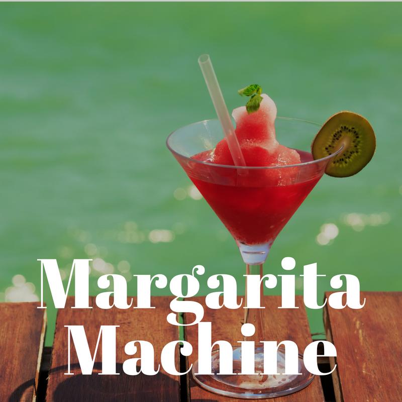 margarita by the pool