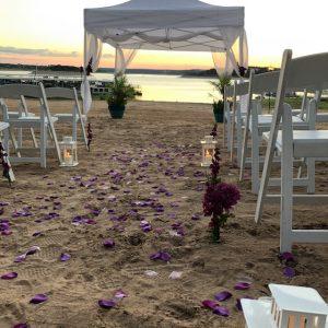 Volente Beach Wedding