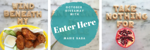 Enter to Win Food Pun Coasters