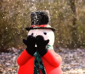 Frosty the Snow Machine
