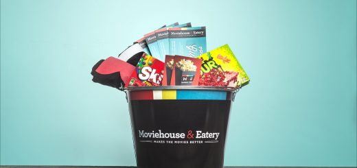 Moviehouse & Eatery Gift Bucket