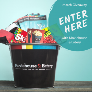 Moviehouse Giveaway Bucket