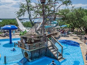 Volente Beach Pirate Ship