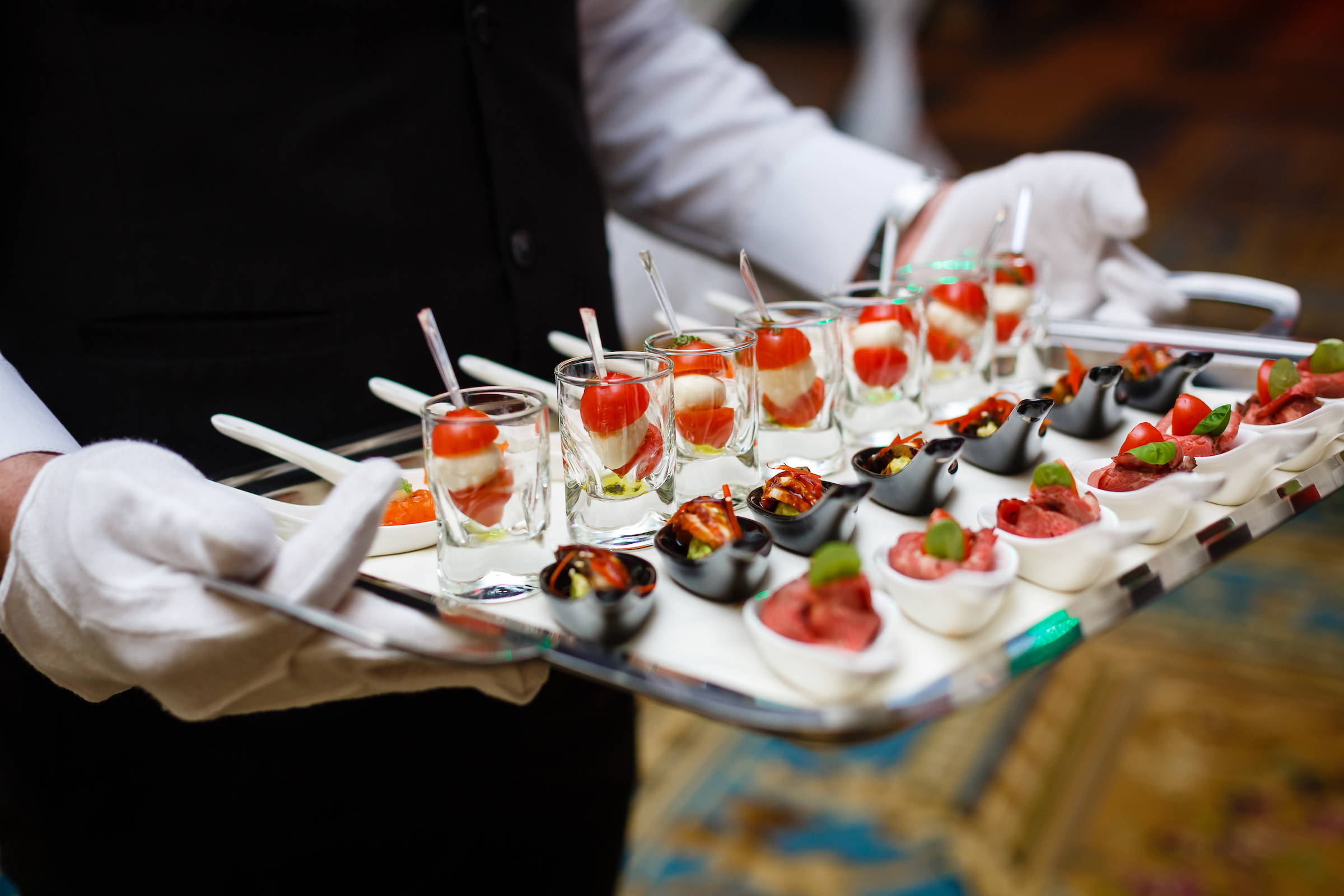 What's the Best Way to Serve Food at an Event?