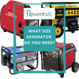 What Size Generator Do You Need?