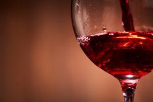 wine glass - glassware for event