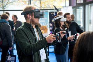 virtual reality at conference