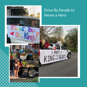 drive by parade